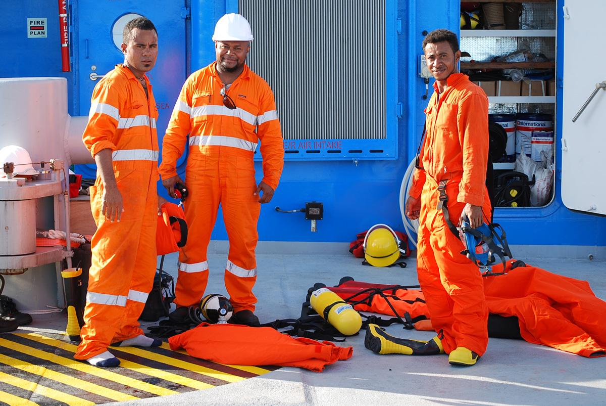 Teamwork - Safety Training 3